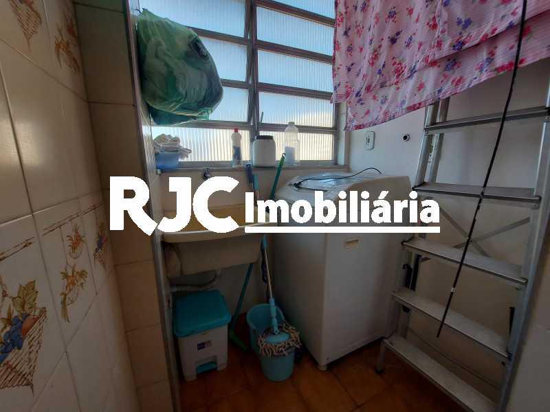 19 - Apartamento à venda Rua Barão do Bom Retiro,Engenho Novo, Rio de Janeiro - R$ 150.000 - MBAP25690 - 20