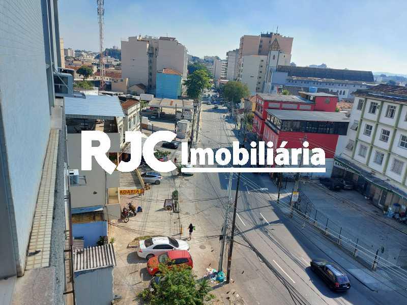 21 - Apartamento à venda Rua Barão do Bom Retiro,Engenho Novo, Rio de Janeiro - R$ 150.000 - MBAP25690 - 22