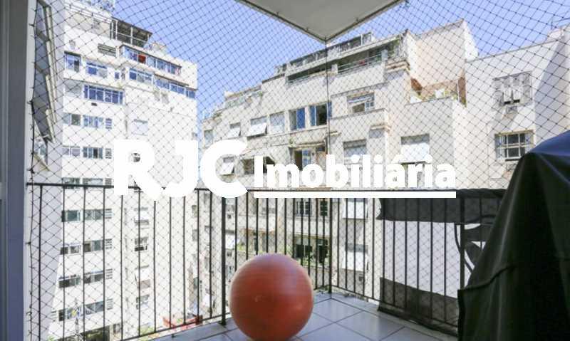 02 - Apartamento à venda Rua Cândido Mendes,Glória, Rio de Janeiro - R$ 660.000 - MBAP25707 - 3