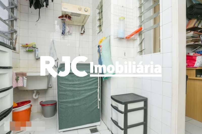 13 - Apartamento à venda Rua Cândido Mendes,Glória, Rio de Janeiro - R$ 660.000 - MBAP25707 - 14