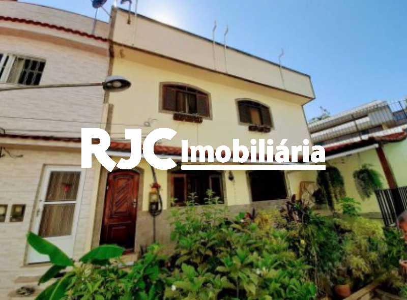 1 - Casa de Vila à venda Rua General José Cristino,São Cristóvão, Rio de Janeiro - R$ 560.000 - MBCV30179 - 1