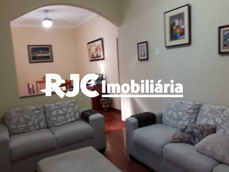 2. - Casa de Vila à venda Rua General José Cristino,São Cristóvão, Rio de Janeiro - R$ 560.000 - MBCV30179 - 3