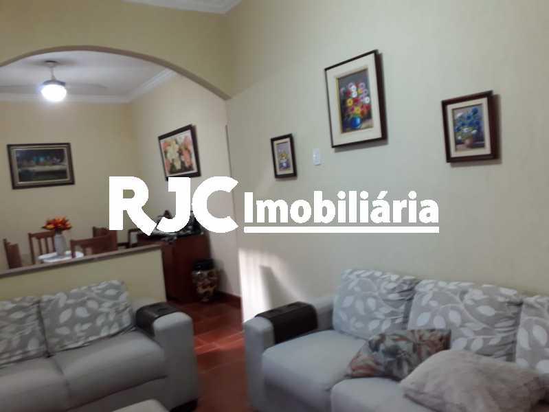 3. - Casa de Vila à venda Rua General José Cristino,São Cristóvão, Rio de Janeiro - R$ 560.000 - MBCV30179 - 4