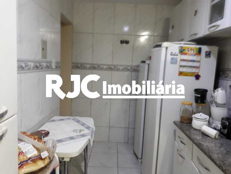 16. - Casa de Vila à venda Rua General José Cristino,São Cristóvão, Rio de Janeiro - R$ 560.000 - MBCV30179 - 17