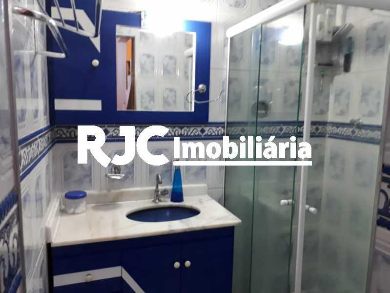 17. - Casa de Vila à venda Rua General José Cristino,São Cristóvão, Rio de Janeiro - R$ 560.000 - MBCV30179 - 18
