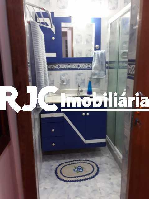19. - Casa de Vila à venda Rua General José Cristino,São Cristóvão, Rio de Janeiro - R$ 560.000 - MBCV30179 - 20