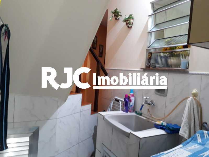 20. - Casa de Vila à venda Rua General José Cristino,São Cristóvão, Rio de Janeiro - R$ 560.000 - MBCV30179 - 21