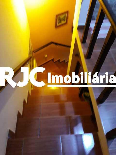 22. - Casa de Vila à venda Rua General José Cristino,São Cristóvão, Rio de Janeiro - R$ 560.000 - MBCV30179 - 24
