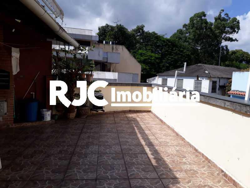 23. - Casa de Vila à venda Rua General José Cristino,São Cristóvão, Rio de Janeiro - R$ 560.000 - MBCV30179 - 25