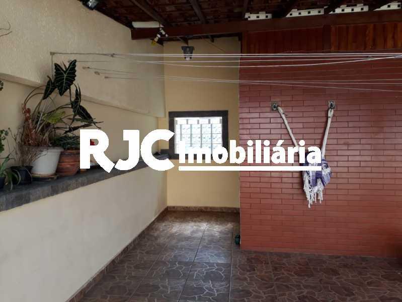 24. - Casa de Vila à venda Rua General José Cristino,São Cristóvão, Rio de Janeiro - R$ 560.000 - MBCV30179 - 26