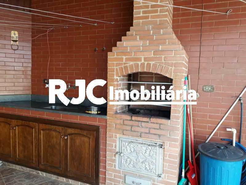 25. - Casa de Vila à venda Rua General José Cristino,São Cristóvão, Rio de Janeiro - R$ 560.000 - MBCV30179 - 27