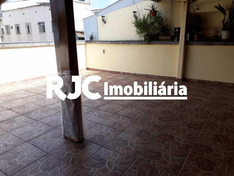 26. - Casa de Vila à venda Rua General José Cristino,São Cristóvão, Rio de Janeiro - R$ 560.000 - MBCV30179 - 28