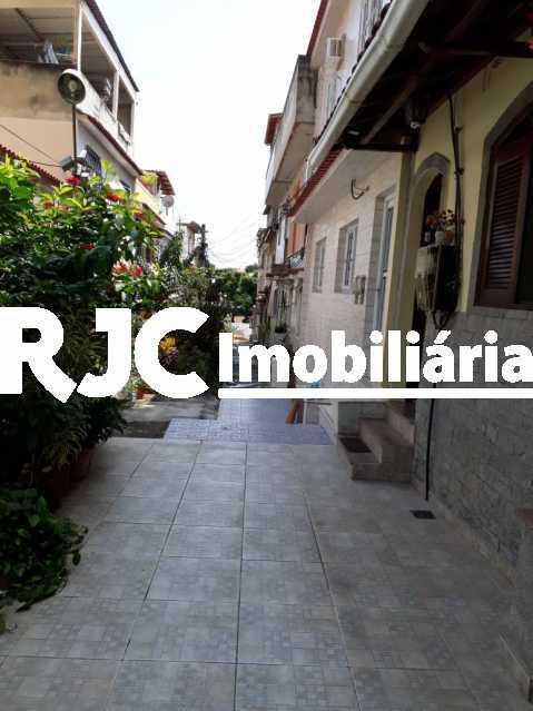 28. - Casa de Vila à venda Rua General José Cristino,São Cristóvão, Rio de Janeiro - R$ 560.000 - MBCV30179 - 29