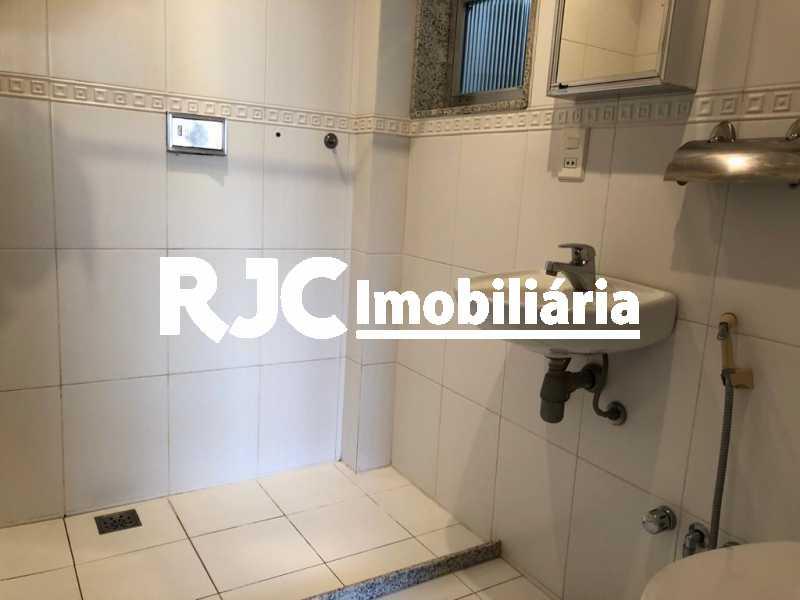 06 - Apartamento à venda Rua Barão de São Borja,Méier, Rio de Janeiro - R$ 320.000 - MBAP25716 - 6