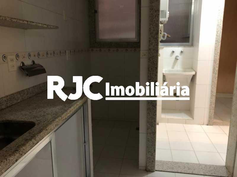 17 - Apartamento à venda Rua Barão de São Borja,Méier, Rio de Janeiro - R$ 320.000 - MBAP25716 - 16