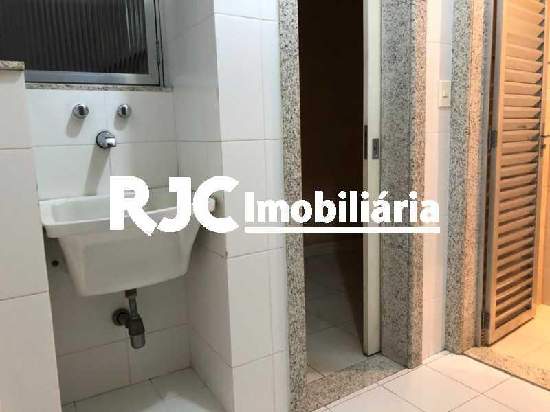 20 - Apartamento à venda Rua Barão de São Borja,Méier, Rio de Janeiro - R$ 320.000 - MBAP25716 - 18