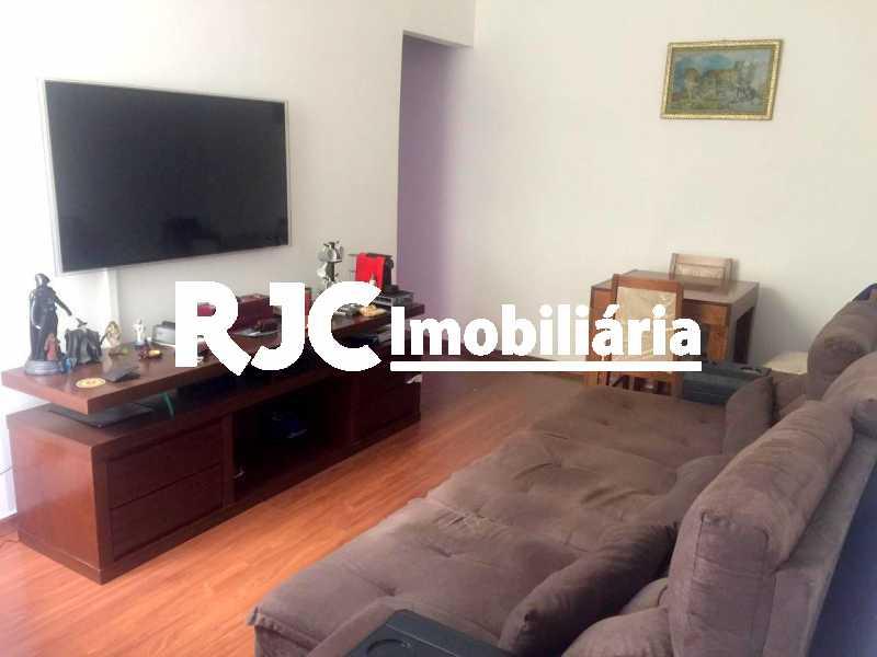 1 - Apartamento à venda Travessa Filgueiras,São Cristóvão, Rio de Janeiro - R$ 300.000 - MBAP25720 - 1
