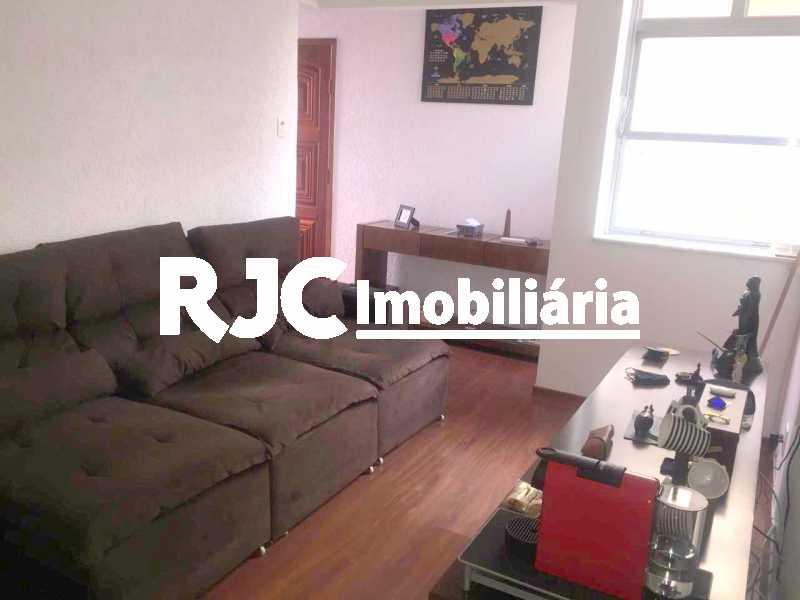 2 - Apartamento à venda Travessa Filgueiras,São Cristóvão, Rio de Janeiro - R$ 300.000 - MBAP25720 - 3