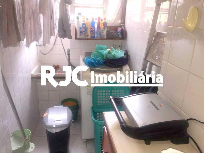 11 - Apartamento à venda Travessa Filgueiras,São Cristóvão, Rio de Janeiro - R$ 300.000 - MBAP25720 - 12