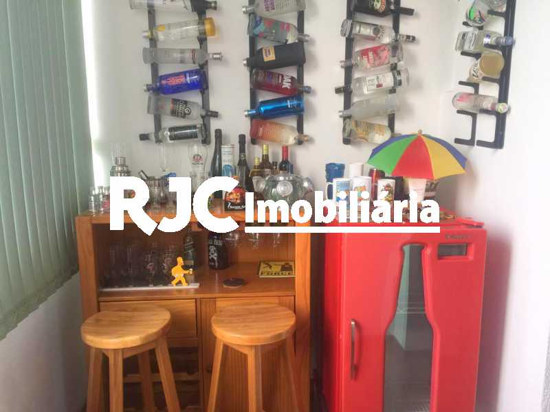 12 - Apartamento à venda Travessa Filgueiras,São Cristóvão, Rio de Janeiro - R$ 300.000 - MBAP25720 - 13