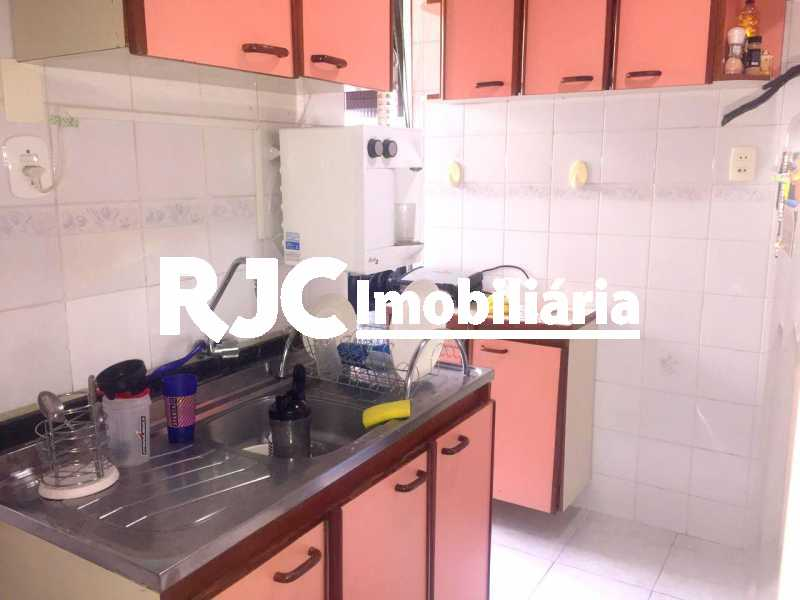 13 - Apartamento à venda Travessa Filgueiras,São Cristóvão, Rio de Janeiro - R$ 300.000 - MBAP25720 - 14