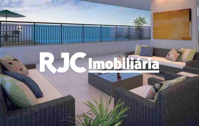 3 - Apartamento à venda Rua General Espírito Santo Cardoso,Tijuca, Rio de Janeiro - R$ 576.000 - MBAP25721 - 4