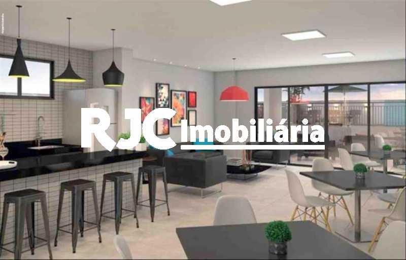 4 - Apartamento à venda Rua General Espírito Santo Cardoso,Tijuca, Rio de Janeiro - R$ 576.000 - MBAP25721 - 5