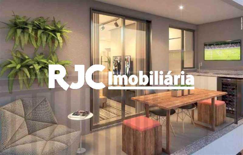 5 - Apartamento à venda Rua General Espírito Santo Cardoso,Tijuca, Rio de Janeiro - R$ 576.000 - MBAP25721 - 6