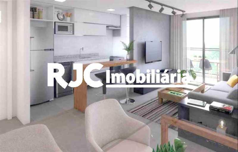 7 - Apartamento à venda Rua General Espírito Santo Cardoso,Tijuca, Rio de Janeiro - R$ 576.000 - MBAP25721 - 8