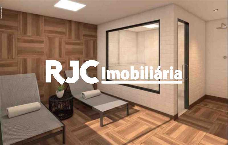 10 - Apartamento à venda Rua General Espírito Santo Cardoso,Tijuca, Rio de Janeiro - R$ 576.000 - MBAP25721 - 11