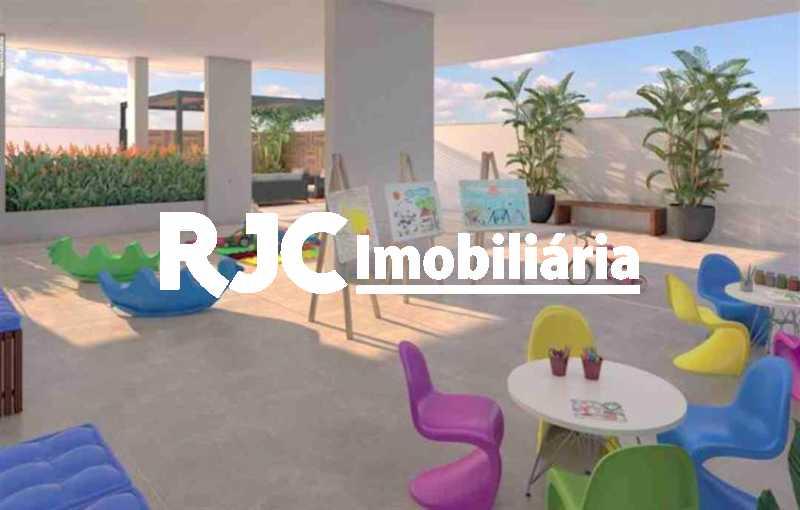 12 - Apartamento à venda Rua General Espírito Santo Cardoso,Tijuca, Rio de Janeiro - R$ 576.000 - MBAP25721 - 13