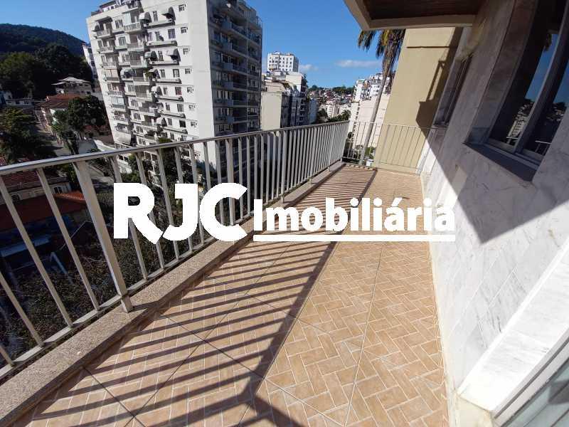 2 - Apartamento à venda Rua das Laranjeiras,Laranjeiras, Rio de Janeiro - R$ 1.290.000 - MBAP33632 - 3