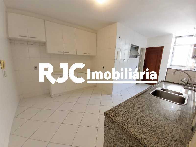 13 - Apartamento à venda Rua das Laranjeiras,Laranjeiras, Rio de Janeiro - R$ 1.290.000 - MBAP33632 - 14