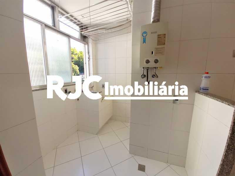 15 - Apartamento à venda Rua das Laranjeiras,Laranjeiras, Rio de Janeiro - R$ 1.290.000 - MBAP33632 - 16