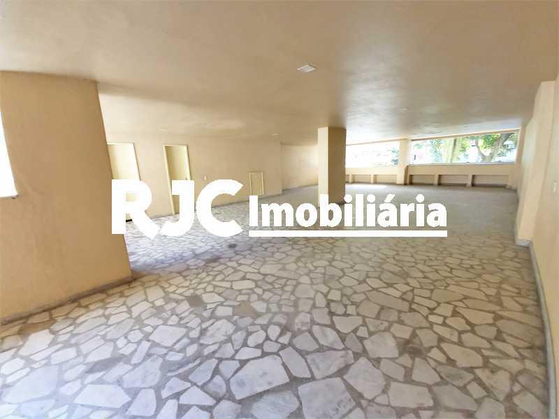 18 - Apartamento à venda Rua das Laranjeiras,Laranjeiras, Rio de Janeiro - R$ 1.290.000 - MBAP33632 - 19