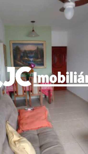 1 - Apartamento à venda Rua Carolina Santos,Lins de Vasconcelos, Rio de Janeiro - R$ 280.000 - MBAP25727 - 1