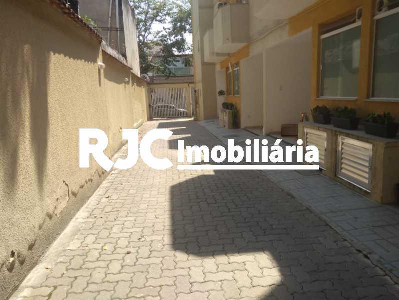 2 - Casa de Vila 3 quartos à venda Riachuelo, Rio de Janeiro - R$ 320.000 - MBCV30182 - 3