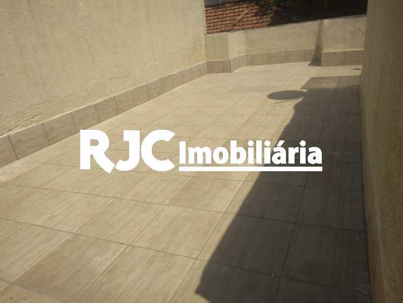 3 - Casa de Vila 3 quartos à venda Riachuelo, Rio de Janeiro - R$ 320.000 - MBCV30182 - 4