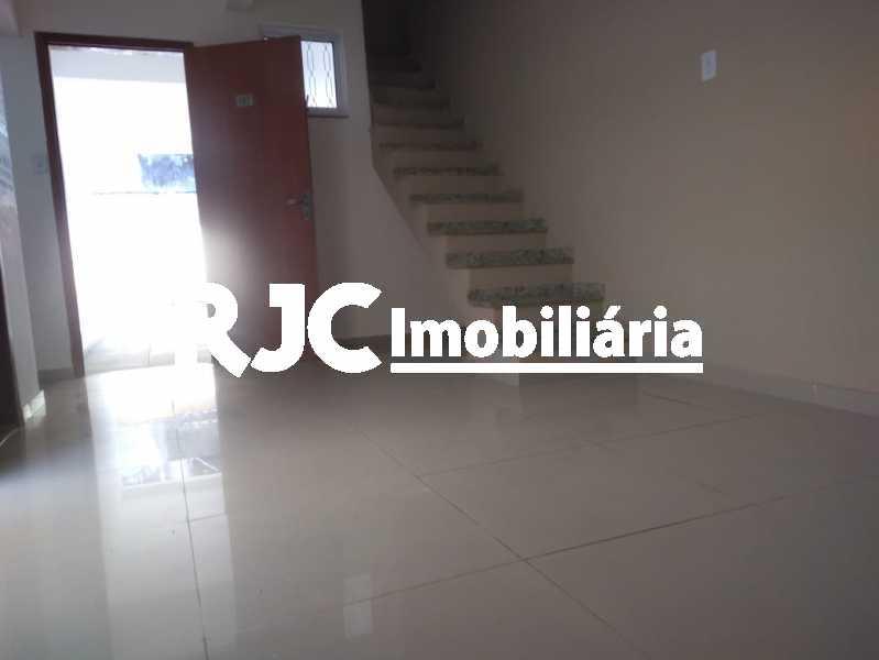 6 - Casa de Vila 3 quartos à venda Riachuelo, Rio de Janeiro - R$ 320.000 - MBCV30182 - 7