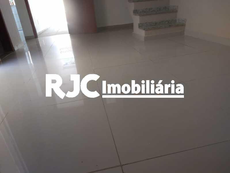 8 - Casa de Vila 3 quartos à venda Riachuelo, Rio de Janeiro - R$ 320.000 - MBCV30182 - 9