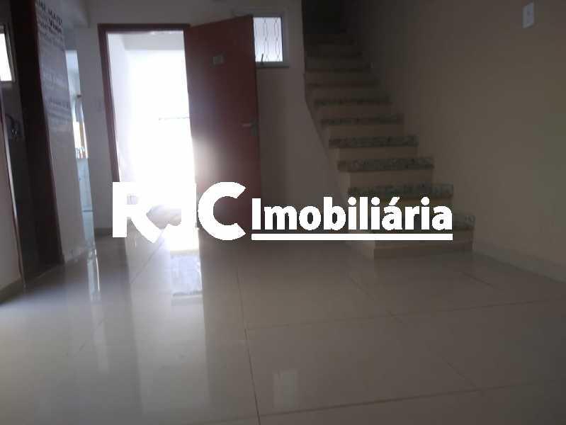 11 - Casa de Vila 3 quartos à venda Riachuelo, Rio de Janeiro - R$ 320.000 - MBCV30182 - 12
