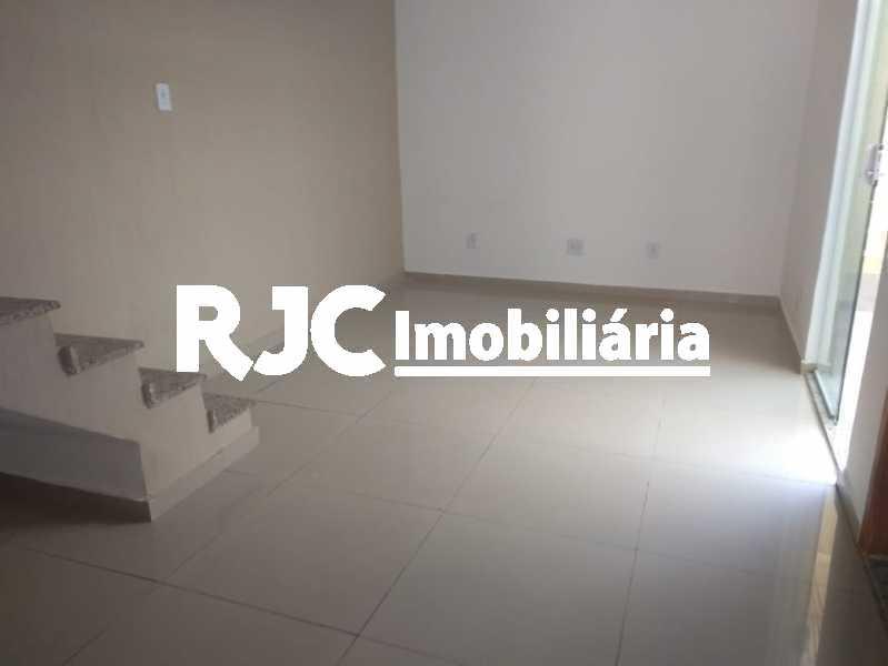 12 - Casa de Vila 3 quartos à venda Riachuelo, Rio de Janeiro - R$ 320.000 - MBCV30182 - 13
