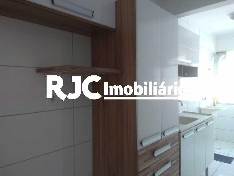 11300_G1601733192 - Casa de Vila 3 quartos à venda Riachuelo, Rio de Janeiro - R$ 320.000 - MBCV30182 - 14