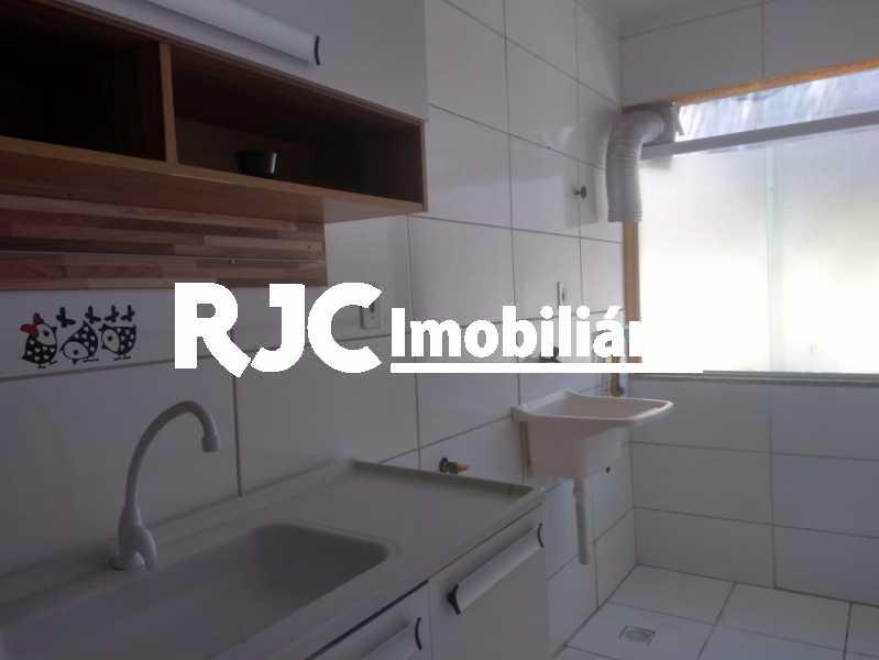 11300_G1601733193 - Casa de Vila 3 quartos à venda Riachuelo, Rio de Janeiro - R$ 320.000 - MBCV30182 - 15