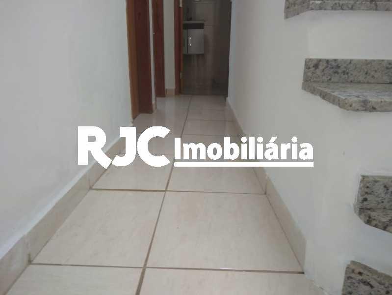 11300_G1601733198 - Casa de Vila 3 quartos à venda Riachuelo, Rio de Janeiro - R$ 320.000 - MBCV30182 - 17