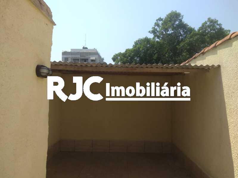 11300_G1601733199 - Casa de Vila 3 quartos à venda Riachuelo, Rio de Janeiro - R$ 320.000 - MBCV30182 - 18