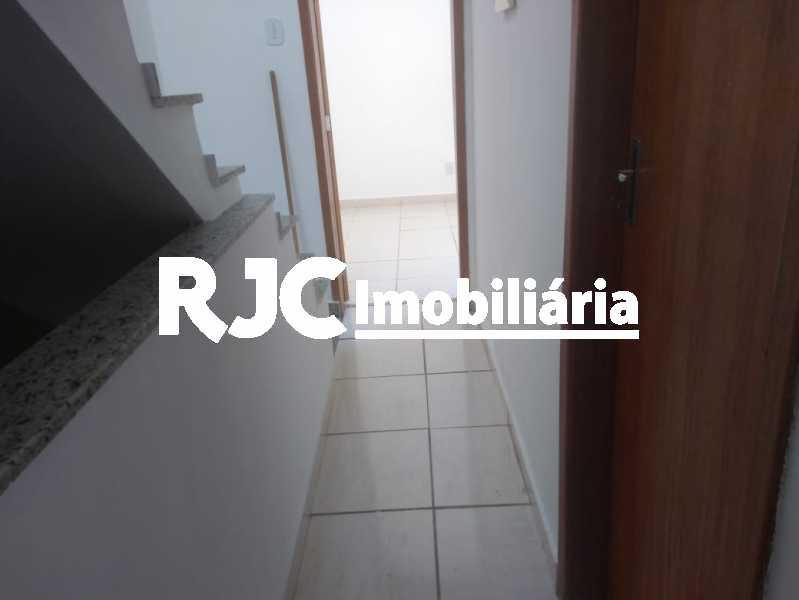 11300_G1601733202 - Casa de Vila 3 quartos à venda Riachuelo, Rio de Janeiro - R$ 320.000 - MBCV30182 - 20