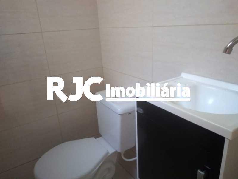 11300_G1601733203 - Casa de Vila 3 quartos à venda Riachuelo, Rio de Janeiro - R$ 320.000 - MBCV30182 - 21