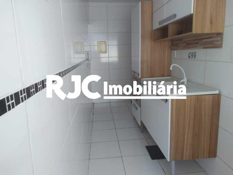 11300_G1601733205 - Casa de Vila 3 quartos à venda Riachuelo, Rio de Janeiro - R$ 320.000 - MBCV30182 - 22