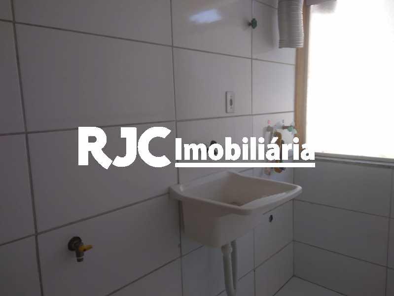 11300_G1601733209 - Casa de Vila 3 quartos à venda Riachuelo, Rio de Janeiro - R$ 320.000 - MBCV30182 - 24